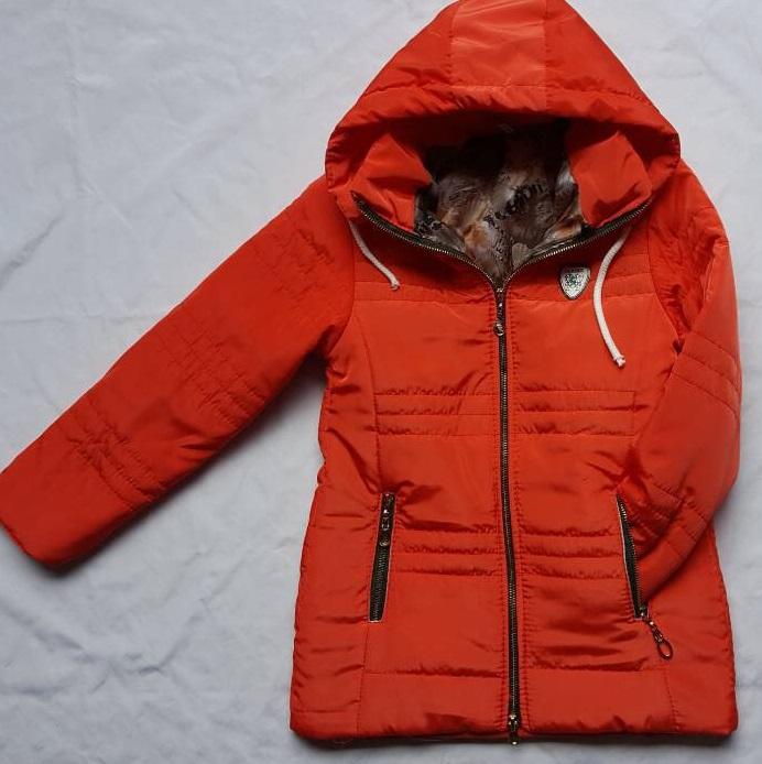 Куртки детские на девочку оптом 81392647 39-3