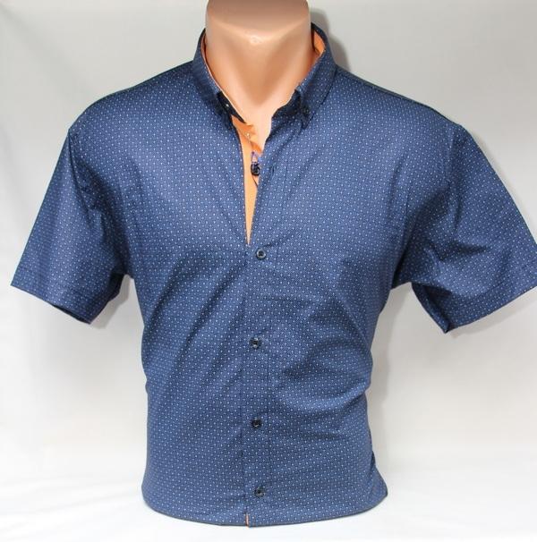 Рубашки мужские оптом  22054471 2420-7