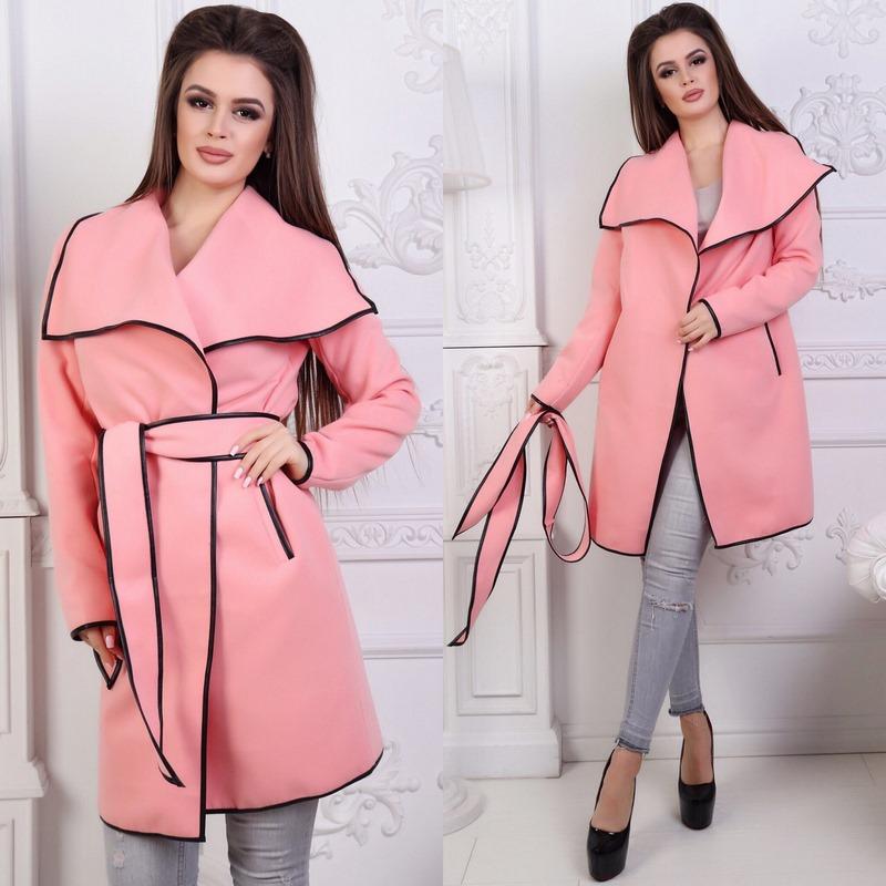 Пальто женские оптом 20857491 852-8