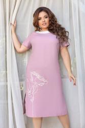 Платья женские БАТАЛ оптом 59764238 01 11