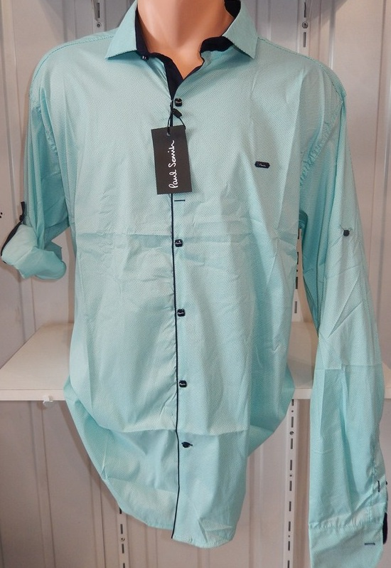 Рубашки мужские батал оптом 31071830 0729-9