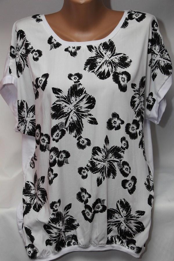 Блуза женская оптом  23044010 4816-2