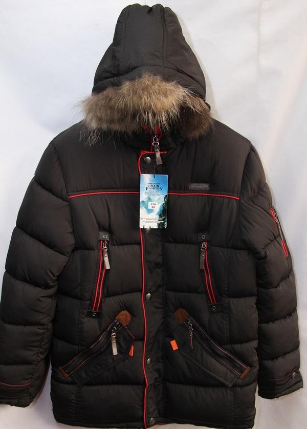 Куртки подростковые зимние оптом 20091076 15-1