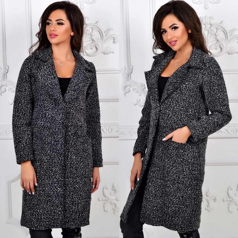 Пальто женские оптом  14105540 342-1-5