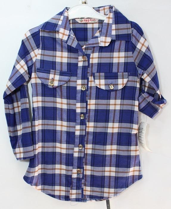 Рубашки детские оптом 19043876 850-2