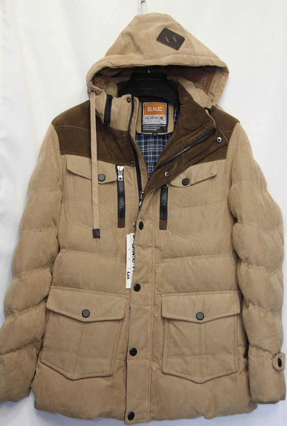 Куртки мужские GNC оптом 2707223 E-64-1