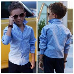 Рубашки подростковые оптом 47239681 618 -1