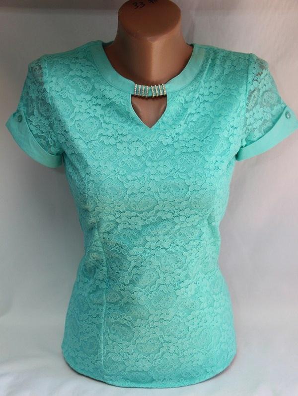 Блуза женская оптом 2504673 5099-6