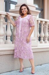 Платья женские БАТАЛ оптом 67529810 10-8