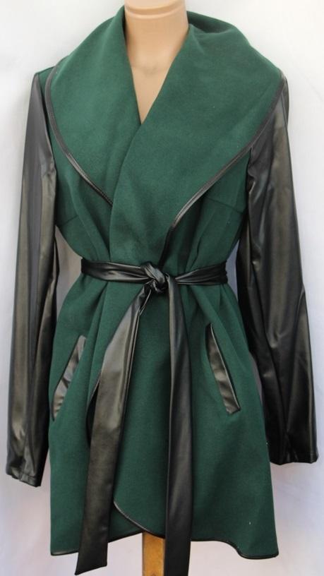 Пальто женское полубатал оптом 52749681 007-1-2