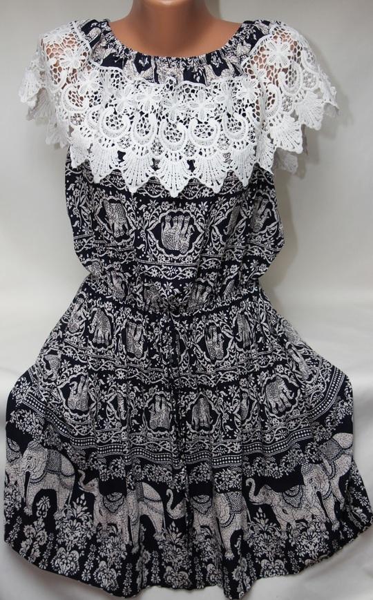 платья женские оптом  22051056 2-5