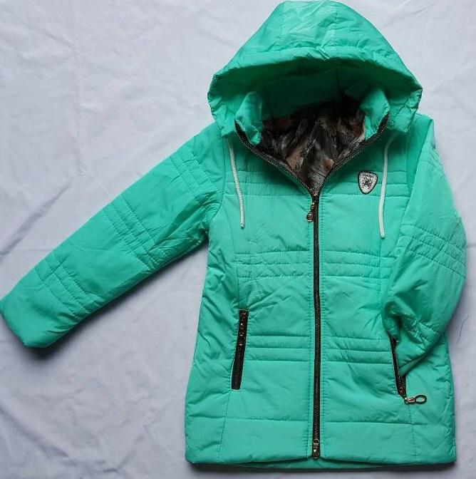 Куртки детские на девочку оптом 14830259 39-2