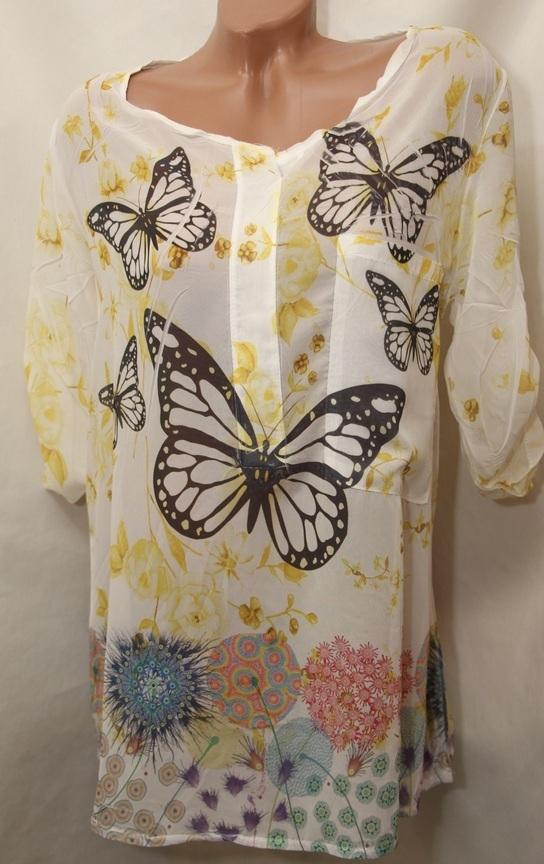 Блузы женские оптом 85326419 010-4