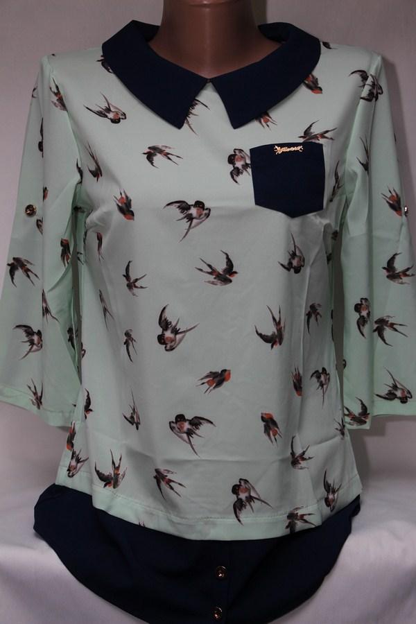 Блузы женские оптом 22043001 599-4