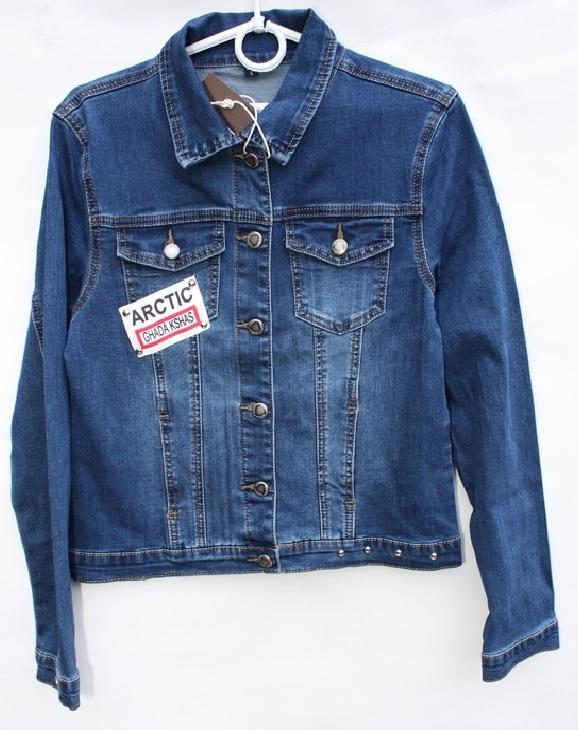 Куртки джинсовые женские оптом 81254706 9302