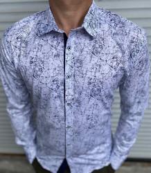 Рубашки мужские БАТАЛ FMT оптом 83250941 05-88