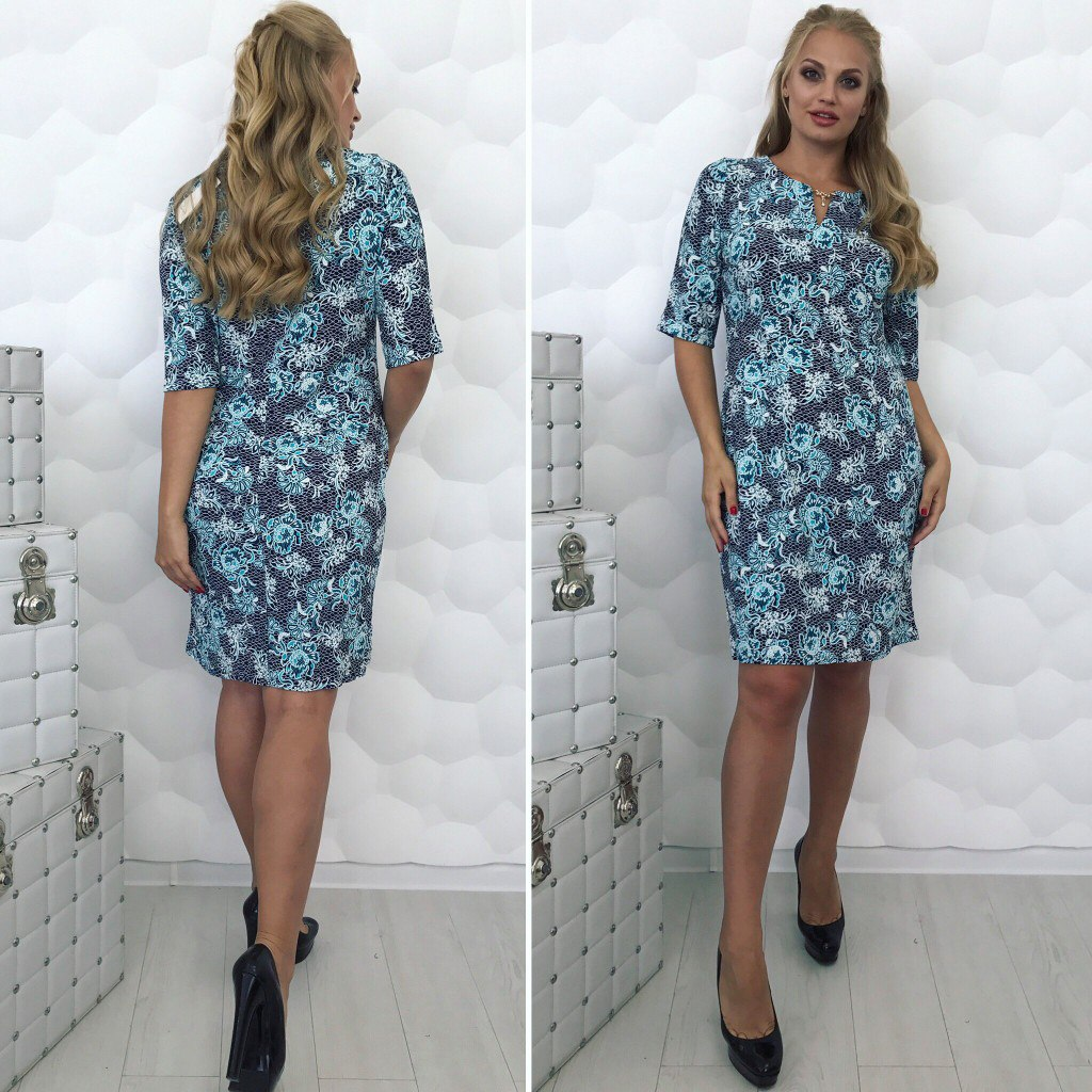 Женское платье оптом 96054178  213