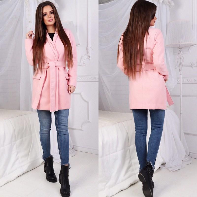 Пальто женские оптом 17243859 11-2