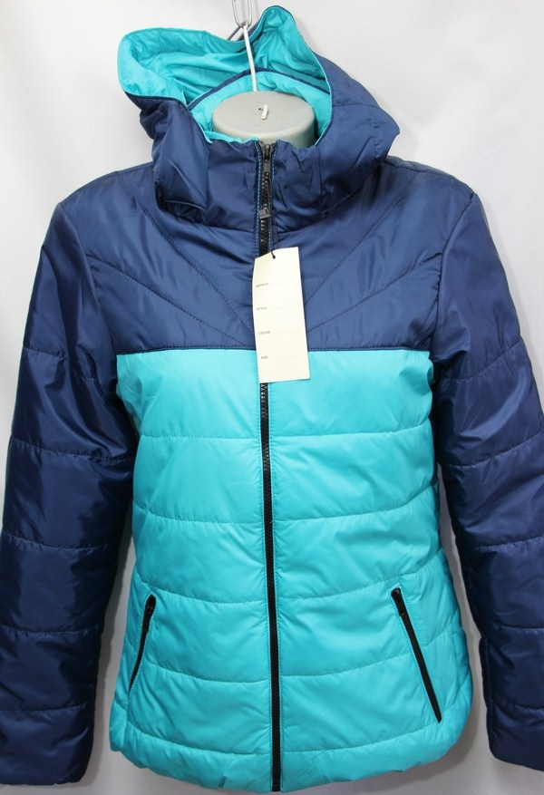 Куртки  женские оптом 1903286 5579-4