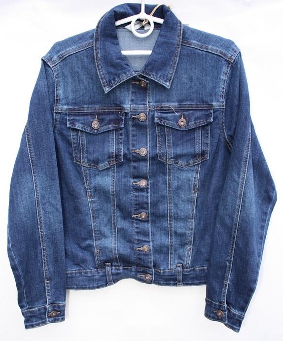 Куртки джинсовые женские оптом 95842306 8716