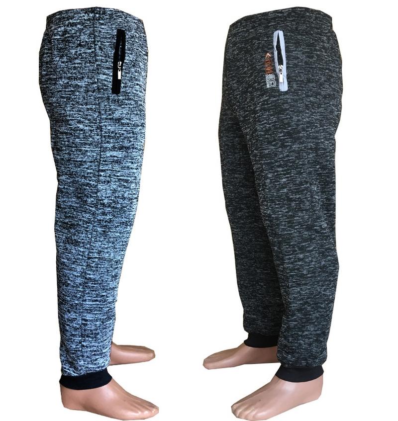 Спортивные штаны  мужские оптом 08101760 4175