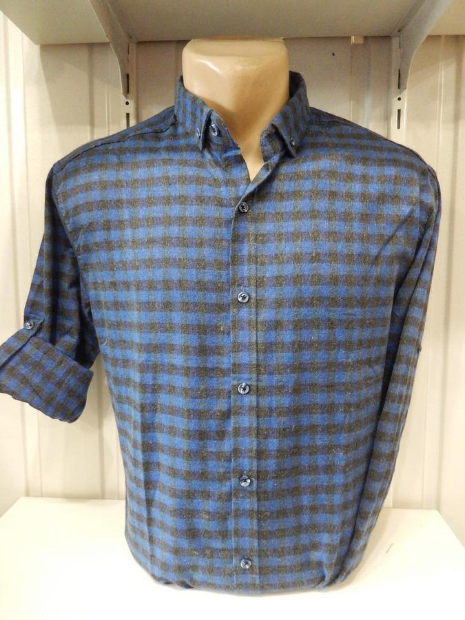 Рубашки мужские оптом 15101830 0222-54