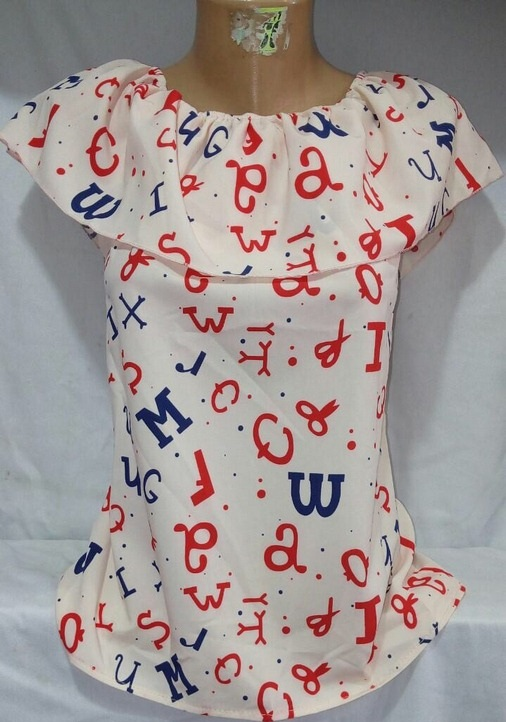 Блузы женские оптом  1406628 2898-10