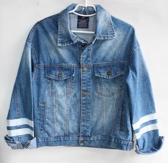 Куртки джинсовые женские RELUCKY оптом 54017936 207