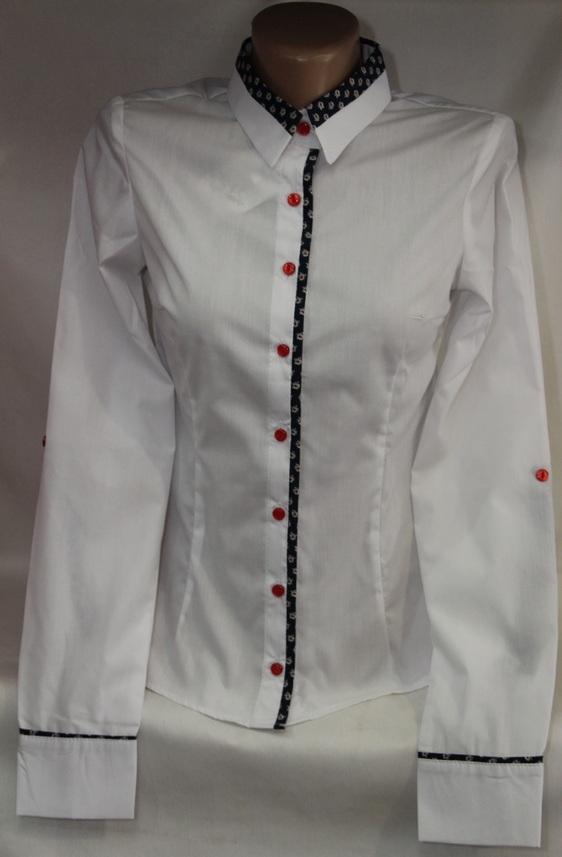 Рубашки женские оптом 05083030 84-9-1