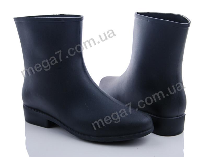 Резиновая обувь, Class Shoes оптом G01-1 черный