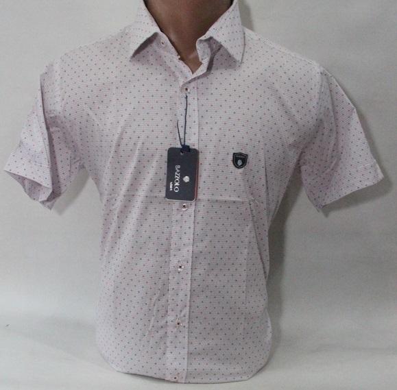 Рубашки мужские Турция оптом 63208519 1643-4