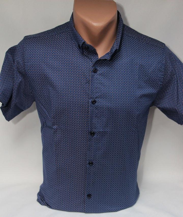 Рубашки мужские оптом  13054721 1-8