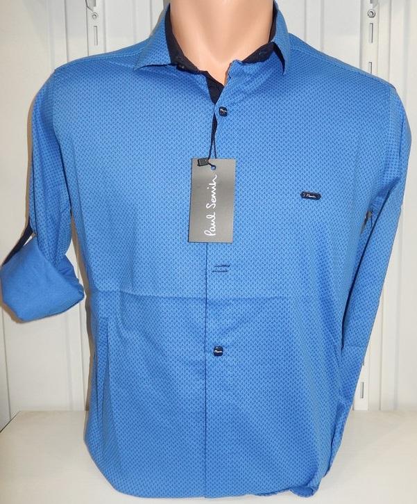 Рубашки мужские оптом 13081830 5208-1