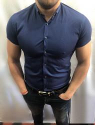 Рубашки мужские оптом 18325490 2974-116