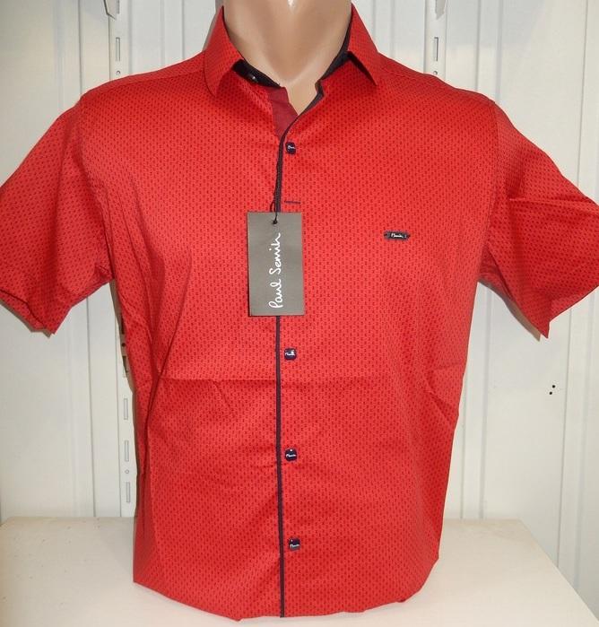 Рубашки мужские  оптом 22061830 1737-3