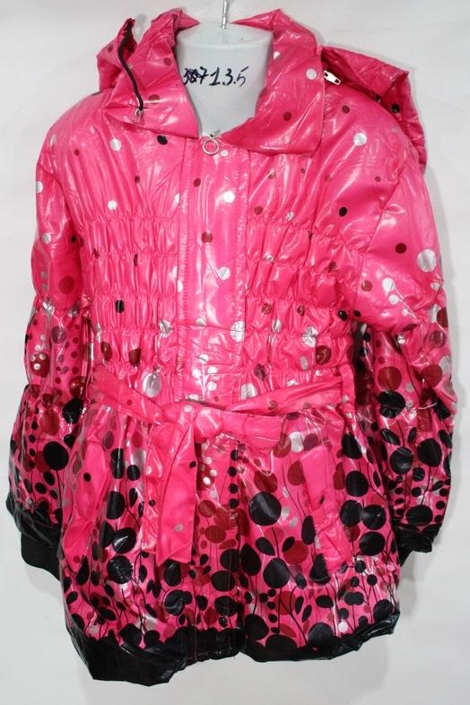 Куртки детские на девочку оптом 73968205 842-3