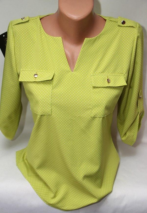 Блузы женские оптом 65017849 201-1