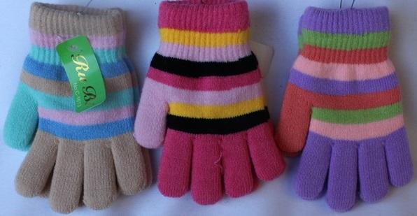 Перчатки детские оптом 40139725 С1613-1
