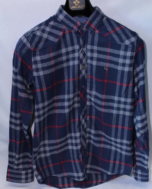 Рубашки мужские оптом 15104457 7639-38