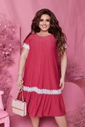 Платья женские БАТАЛ оптом 54896203 16   -49