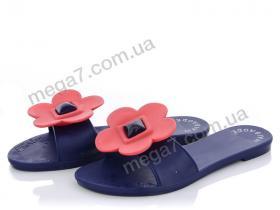 Шлепки, Class Shoes оптом A038 blue