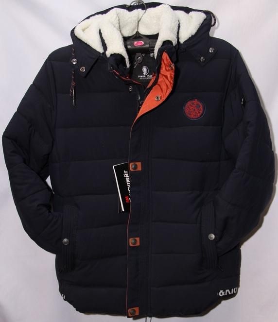 Курточки H K мужские оптом 37592018 F6709