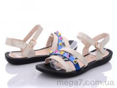 Босоножки, Summer shoes оптом A592 beige