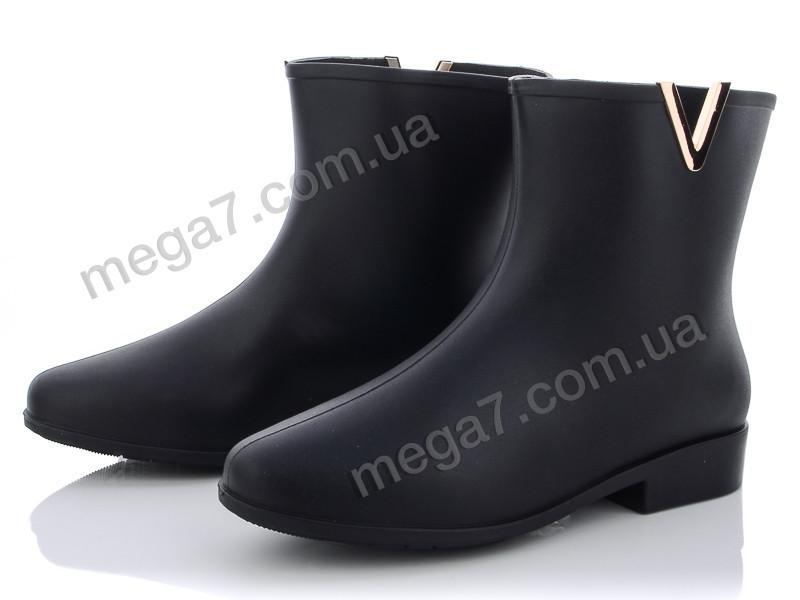 Резиновая обувь, Class Shoes оптом G01Y черный