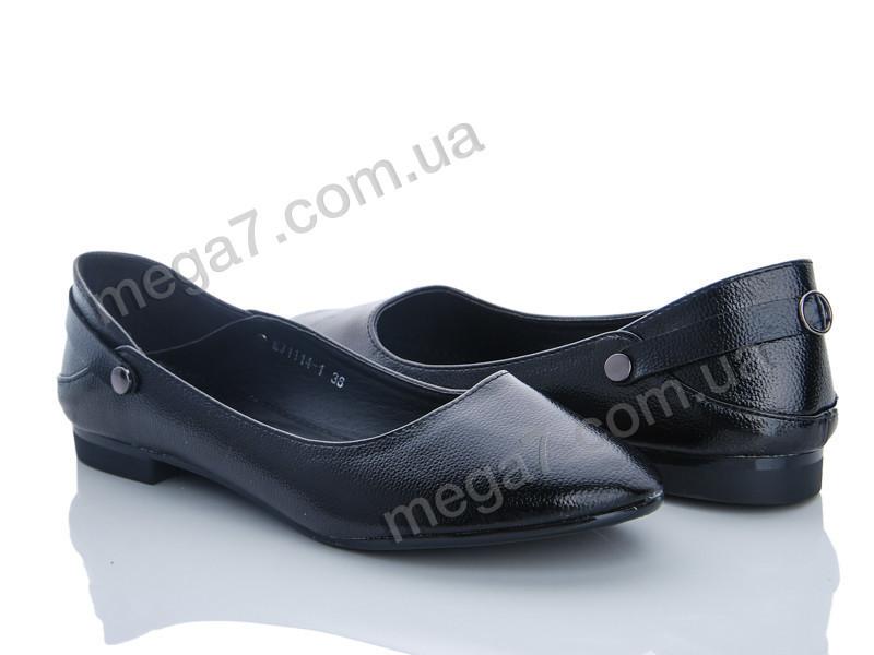 Балетки, QQ shoes оптом KJ1114-1