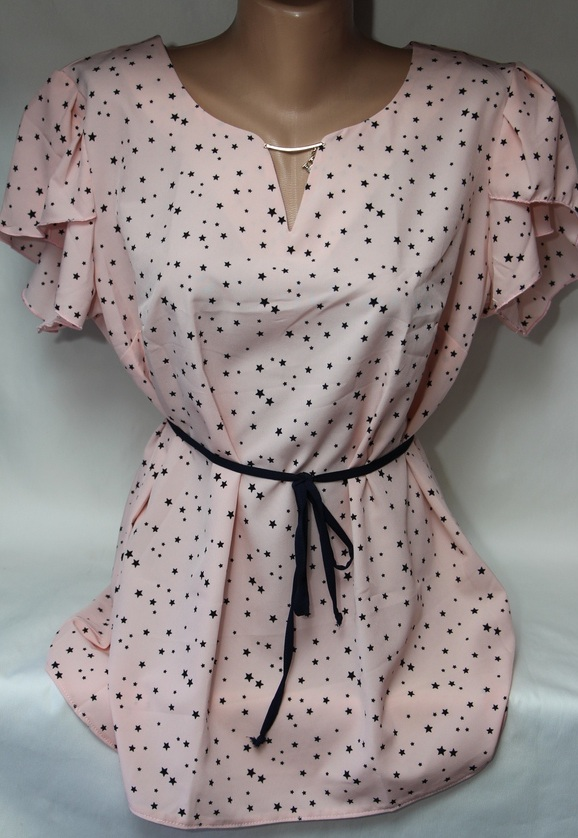 Блуза женская  оптом   11054904 9564-1