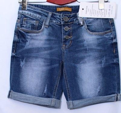 Шорты джинсовые женские X&Dоптом 23018596 1719