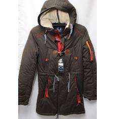 Куртка подростковая зимняя оптом 0412975 626-73
