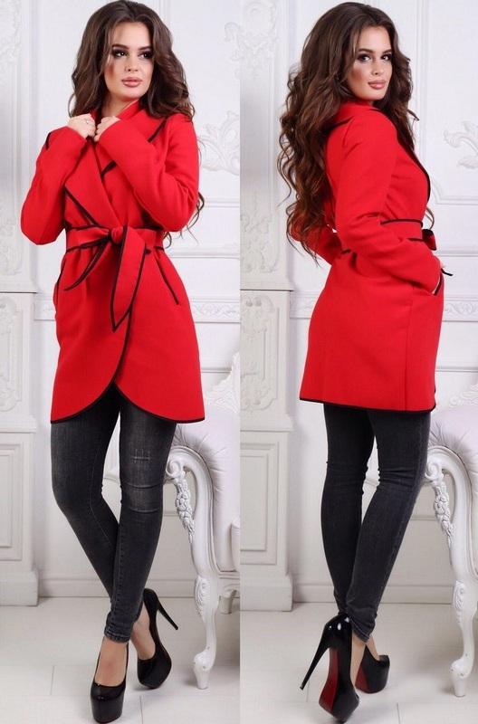 Пальто женские оптом 12498560 474-2