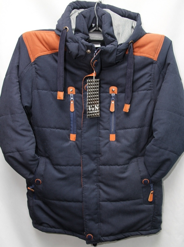 Куртки мужские оптом 92078456 6850-1